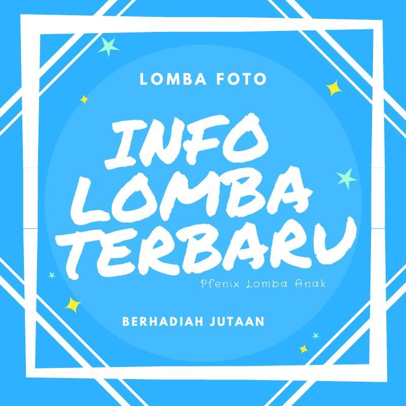 Lomba Anak Pfenix At Lombaanak Twitter
