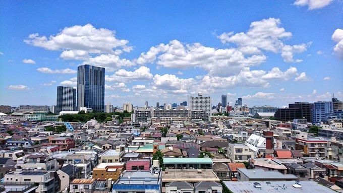 東京にマンガみたいな夏が来た 素敵な575に 君の名は のような