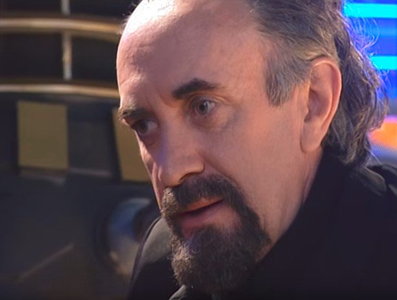 Happy Birthday to Jonathan Pryce who played  The Master in Doctor Who and The Curse Of Fatal Death.