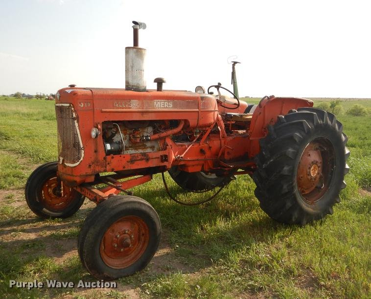 Allis Chalmers d17 Series Iv manual