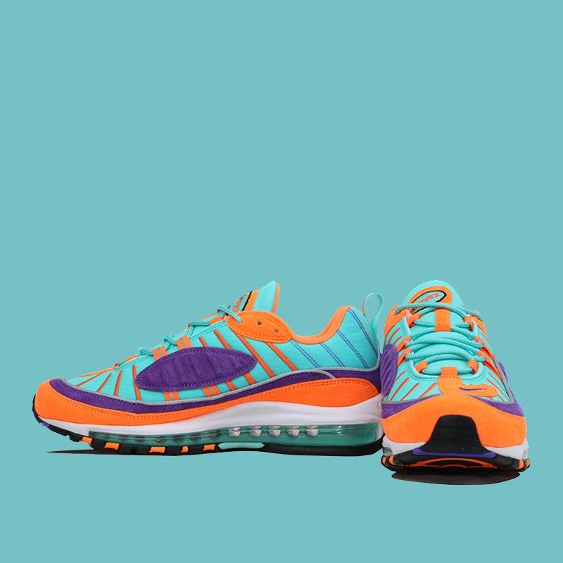 sneakers for cheap 21ba2 09930 kickscrew Nike Air Max 98 - Vibrant Air -Tour Yellow Hyper ...