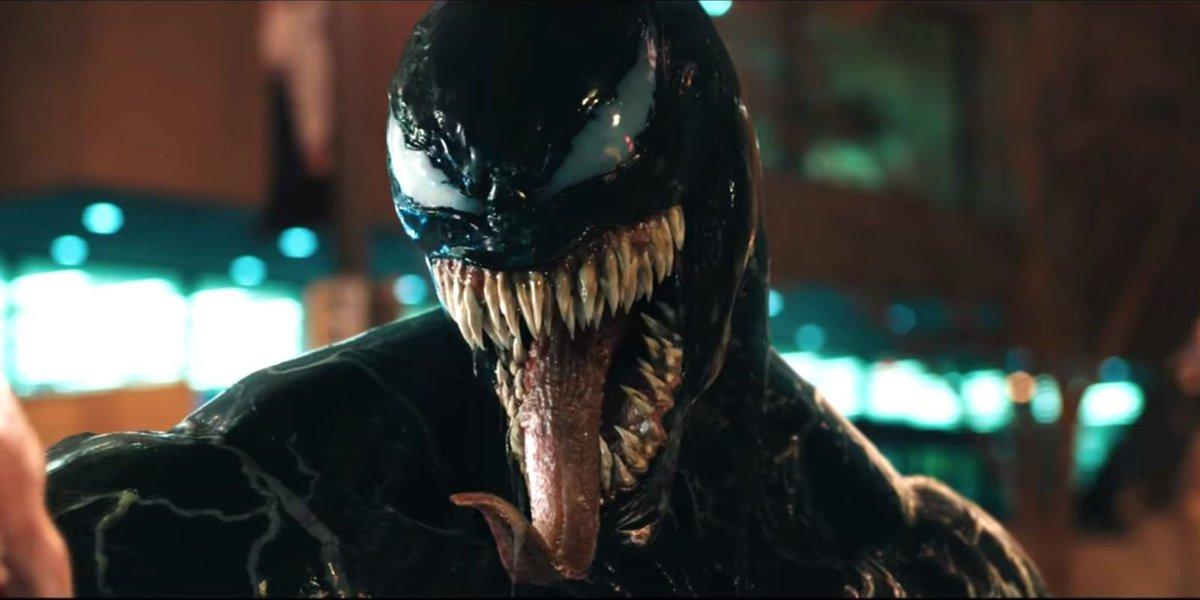 Marvel addresses THAT big mistake from the #Venom trailer:   https://t.co/txERacMFrv