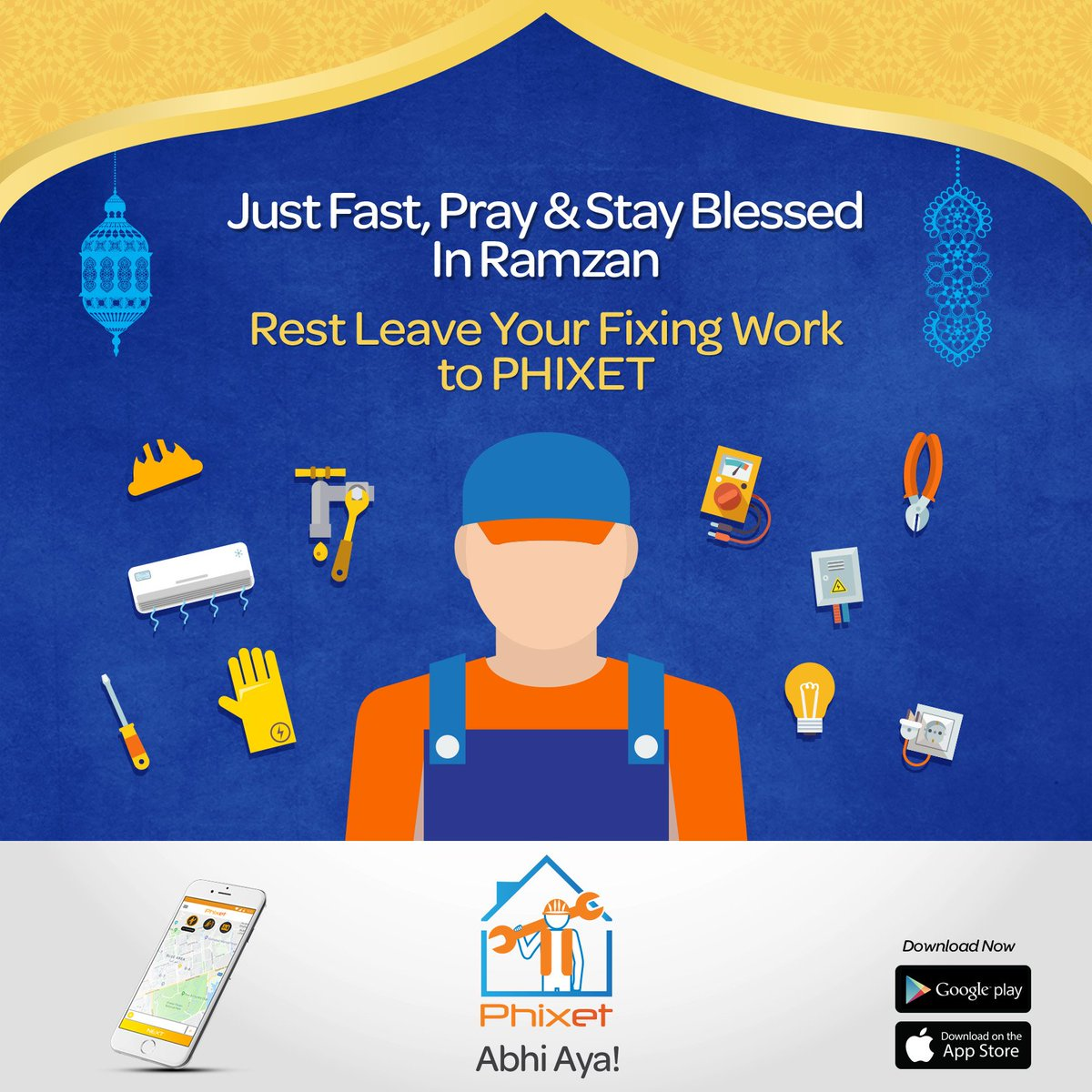 Phixet On Twitter Need An Electrician Plumber Or Ac Technician At Your Door Step Phixet Will Be Your Handyman Download Phixet App Now Android Https T Co Zbqxwtswiv Ios Https T Co B33izvt1cu Just Name It And We Ll