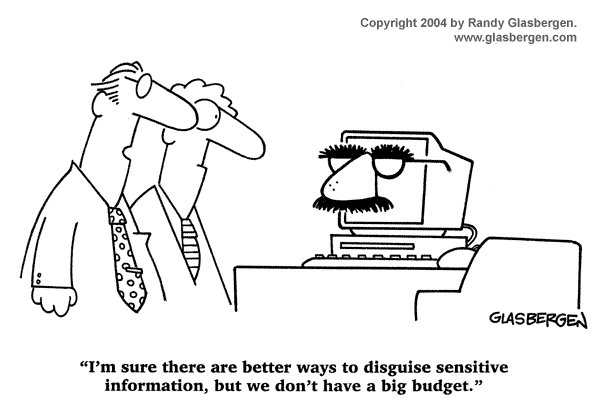 #FunnyFriday – Don't overlook data protection and think a basic disguise will suffice. Privacy is everything.  #joke #laugh #weekend #J2Software #J2CSC #J2infosec #infosec #disguise #data #databreaches #important #cybercrime #privacy #notourimage #Cybersecurity #CyberinAfrica<br>http://pic.twitter.com/MFdAnRybeS