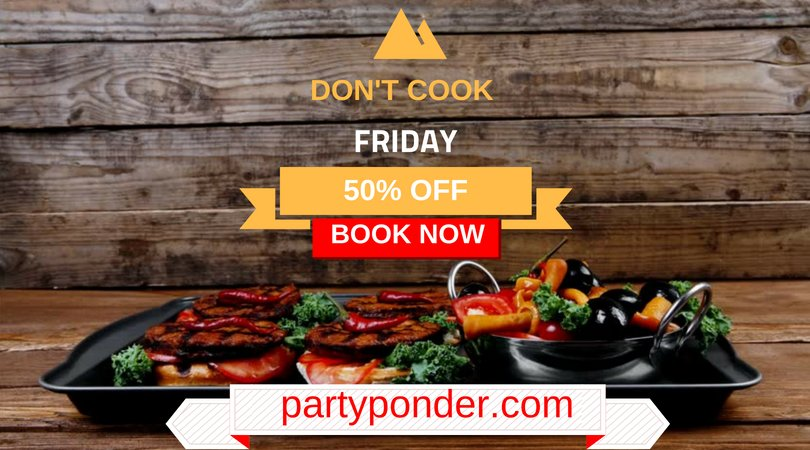 Excellent Partyponder Com On Twitter Dinner Deals In Delhi Ncr List Download Free Architecture Designs Rallybritishbridgeorg