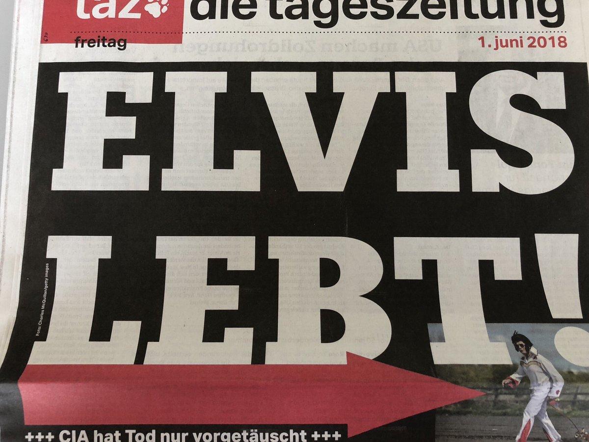 Anja Reschke On Twitter Schlagzeile Des Tages At Taznews