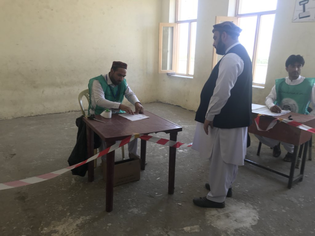 I am now a registered voter in my hometown Khas Kunar,Kunar&soon to be a registered candidate to run for parliament. Very heartened by the overwhelming support of my people. It will be an amazing journey. Together we can change things for the better,togetherwe will win inshallah!