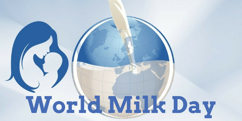 World Milk Day - 1 June