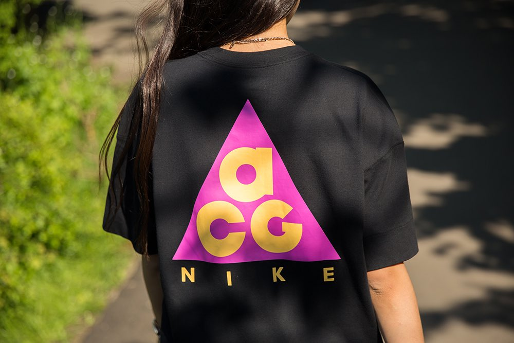 6b487867f OUT NOW: Nike Sportswear's ACG collection returns. Now available online and  in selected size? stores from their respective opening times - #sizeHQ Shop  now: ...
