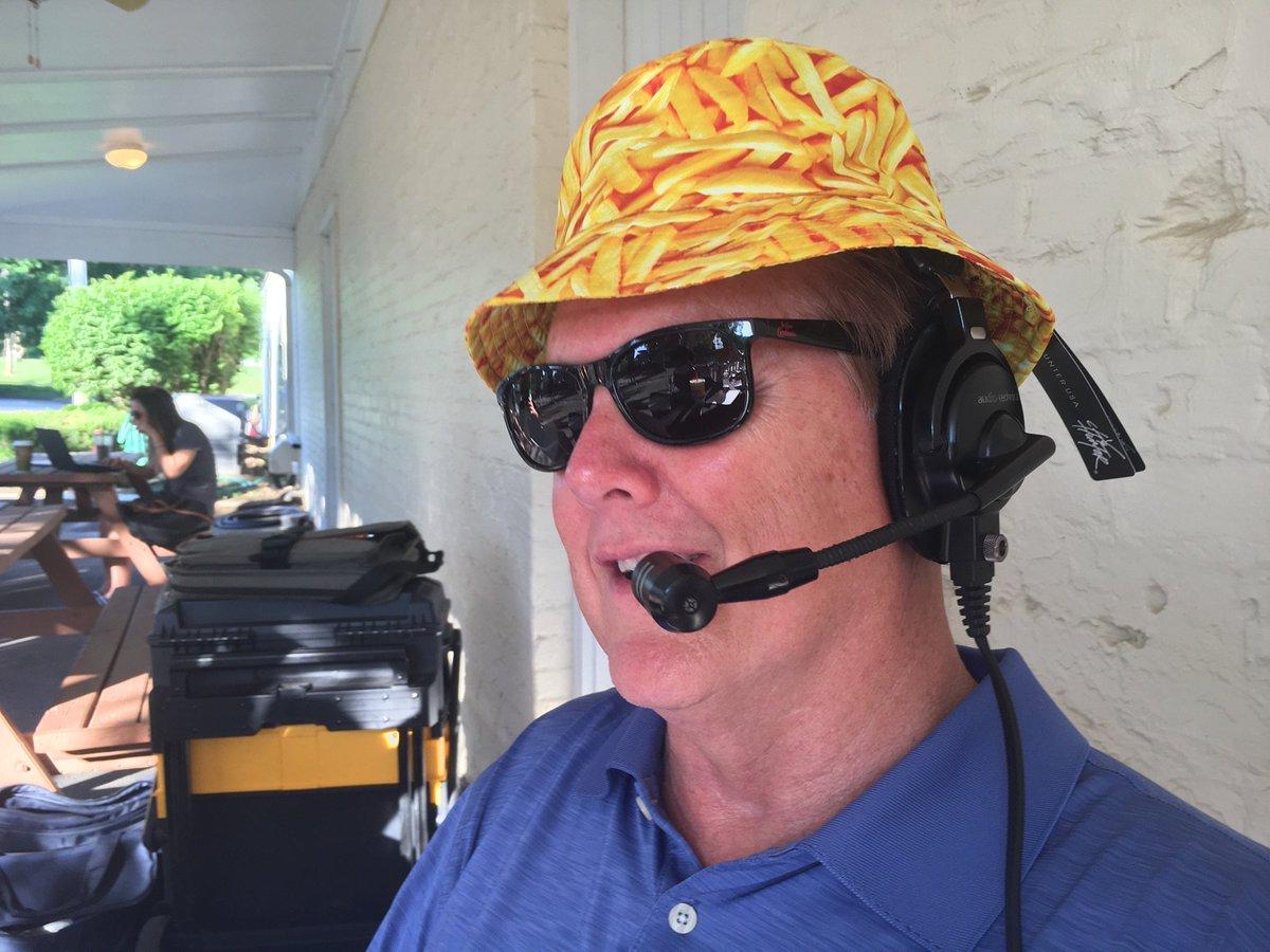 4c8d1fc8e Doug Vaughn : French fry bucket hat perfect accessory Doug Vaughn ...