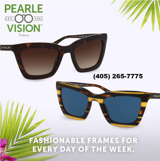 9bcd0a119d Call (405) 265-7775 or book online http   ow.ly eaQ130k3AGf - -   pearlevisionyukonok  eyecare  vision  sunglasses  optical  rxeyewear   eyeexam  optometrist ...