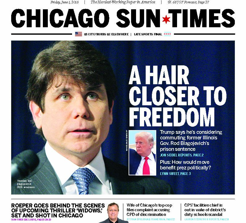 chicago sun blagojevich awaits - 792×720