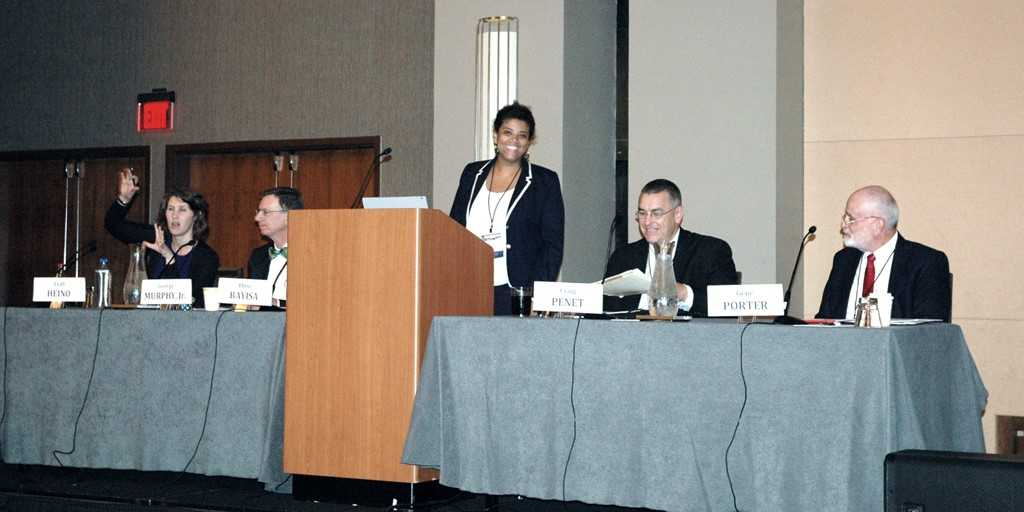 ... Of Education And Sentencing Practice, Moderates A Panel On How To Get  The Most Out Of Your Presentence Report With Attorneys And Probation  Officers.