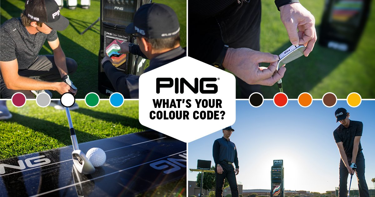 ping colour code lie