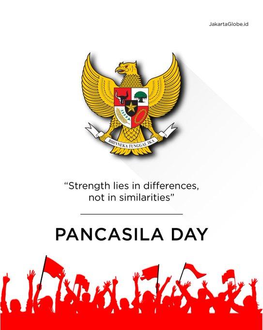 Happy Pancasila Day Indonesia Latest News Breaking News