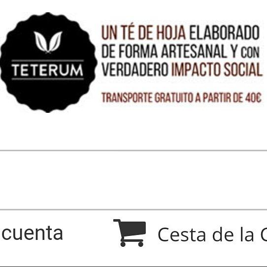Queréis una #MuestraGratis de #Tena cha solo por suscribiros en la newsleter de #Teterum. . 👉 http://teterum.us5.list-manage1.com/subscribe?u=2b7b3b582edcc748a62eaf47a&id=8a307025ed…