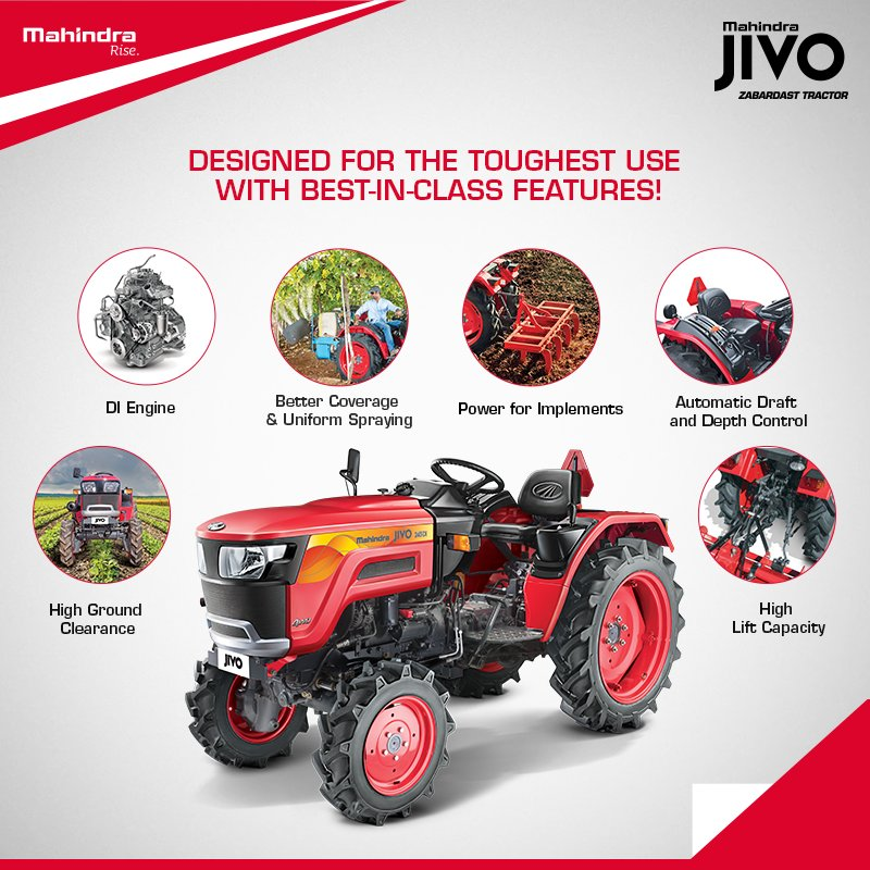Mahindra Tractors on Twitter: