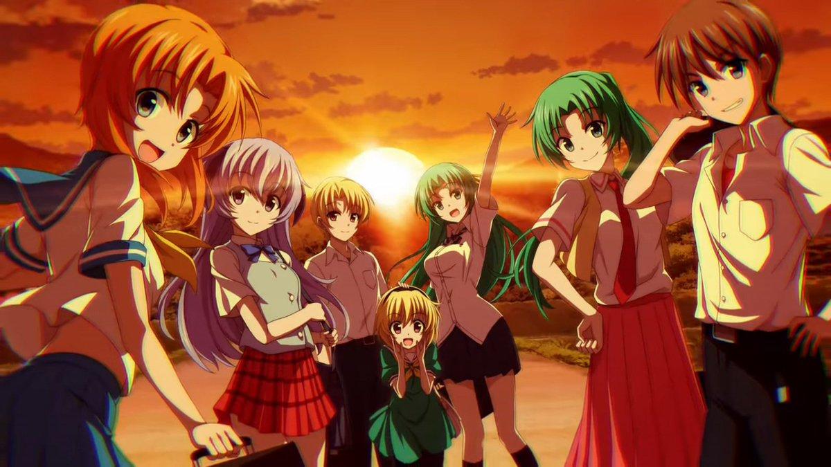 Nintendo Everything On Twitter Higurashi No Naku Koro Ni Hou Opening Movie Https T Co 47zk5yknzl