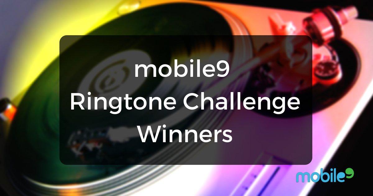 latest ringtone download mobile9