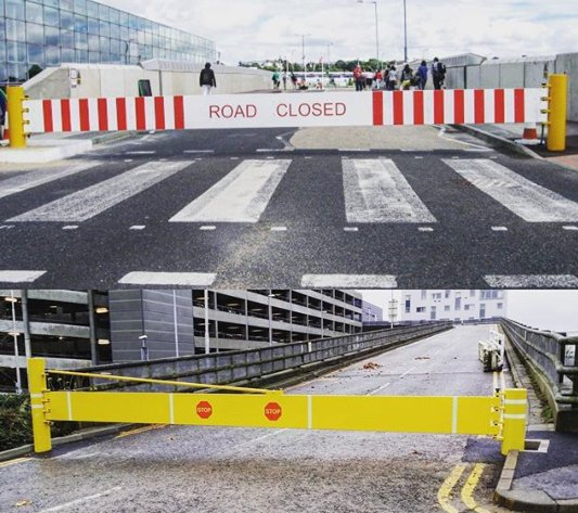 Cova Security Gates On Twitter Our Manual Crash Tested Barrier Is