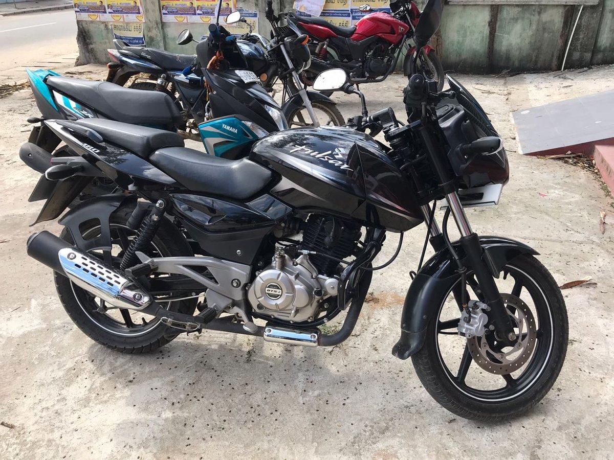 Bajaj Pulsar 180 EP BDE-**** Mileage 22,000.00 1st Owner Excellent condition  Selling due to upgrade 2016 model  260,000.00  0770474703 https://t.co/JTKdG7ZeR4