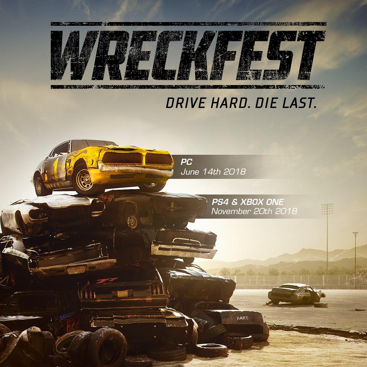 Wreckfest game