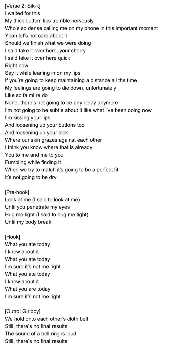 Understand Penetrate you lyrics