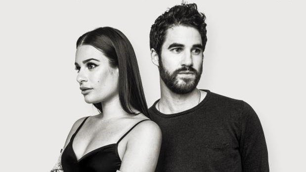 One week until I see @LeaMichele and @DarrenCriss in Easton!!!!! #LMDCtour
