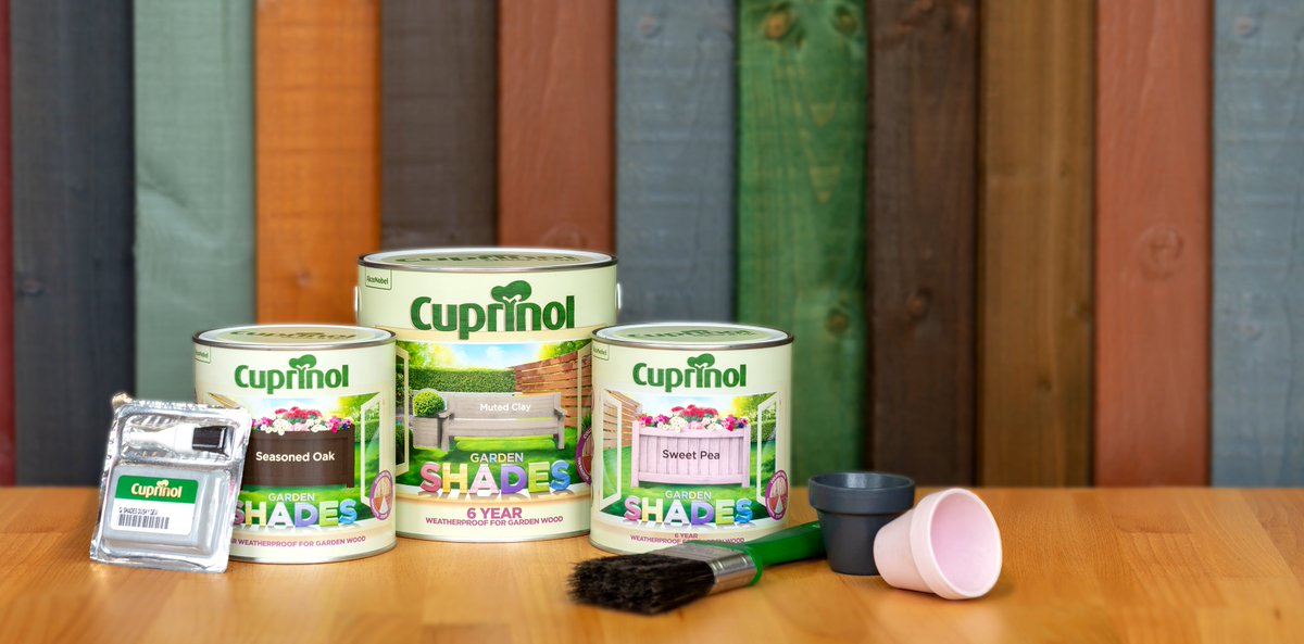 Wood Finishes Direct On Twitter Did You Know Heartwood In The Cuprinol Garden Shades Range Is The Colour Of The Year We Re Offering You The Best Online Deal There Is 2 5l For Just