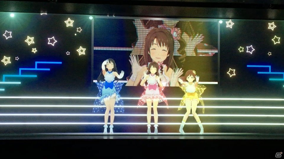 THE IDOLM@STER CINDERELLA GIRLS CG STAR LIVE Stage Bye Stageに関する画像11
