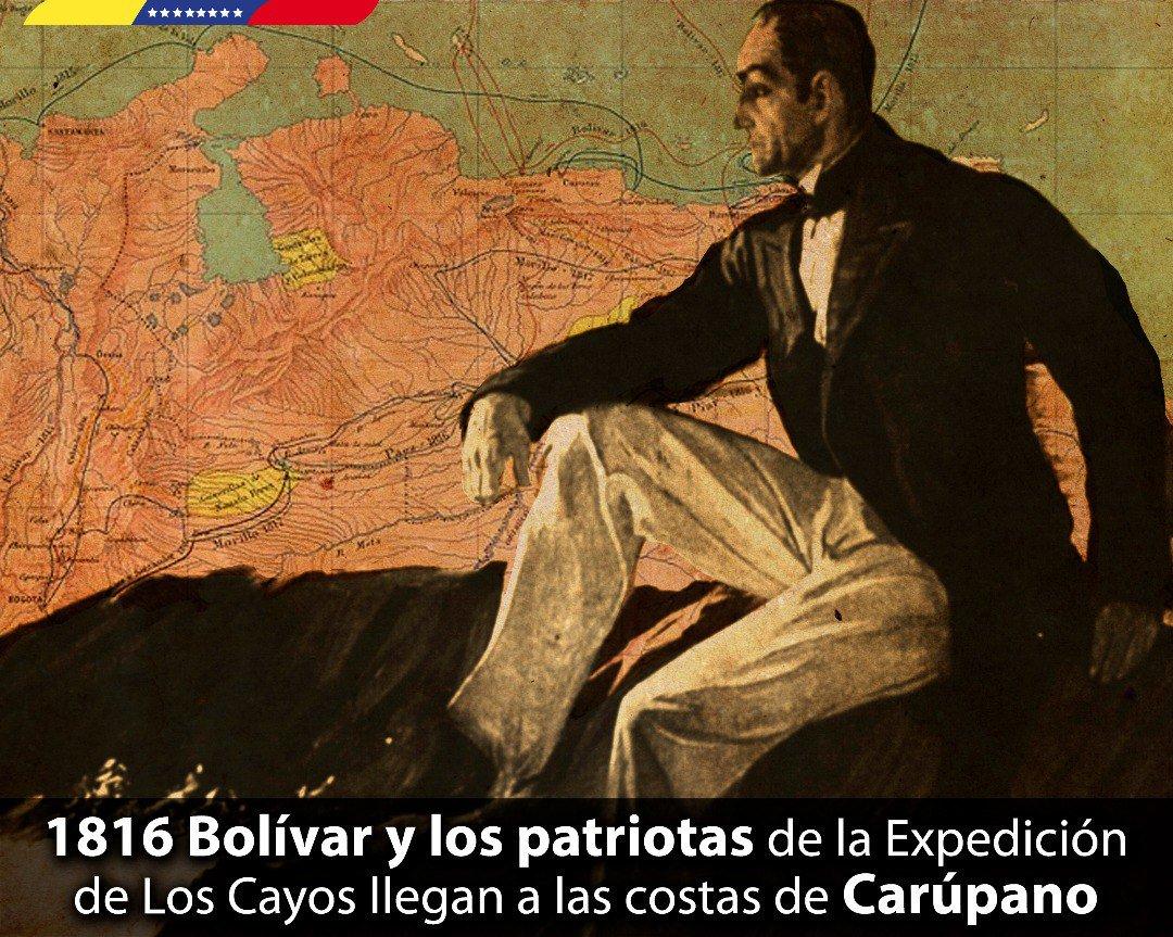 Bolivar, Padre Libertador. Bicentenario - Página 9 Demta7fWsAAiiMO