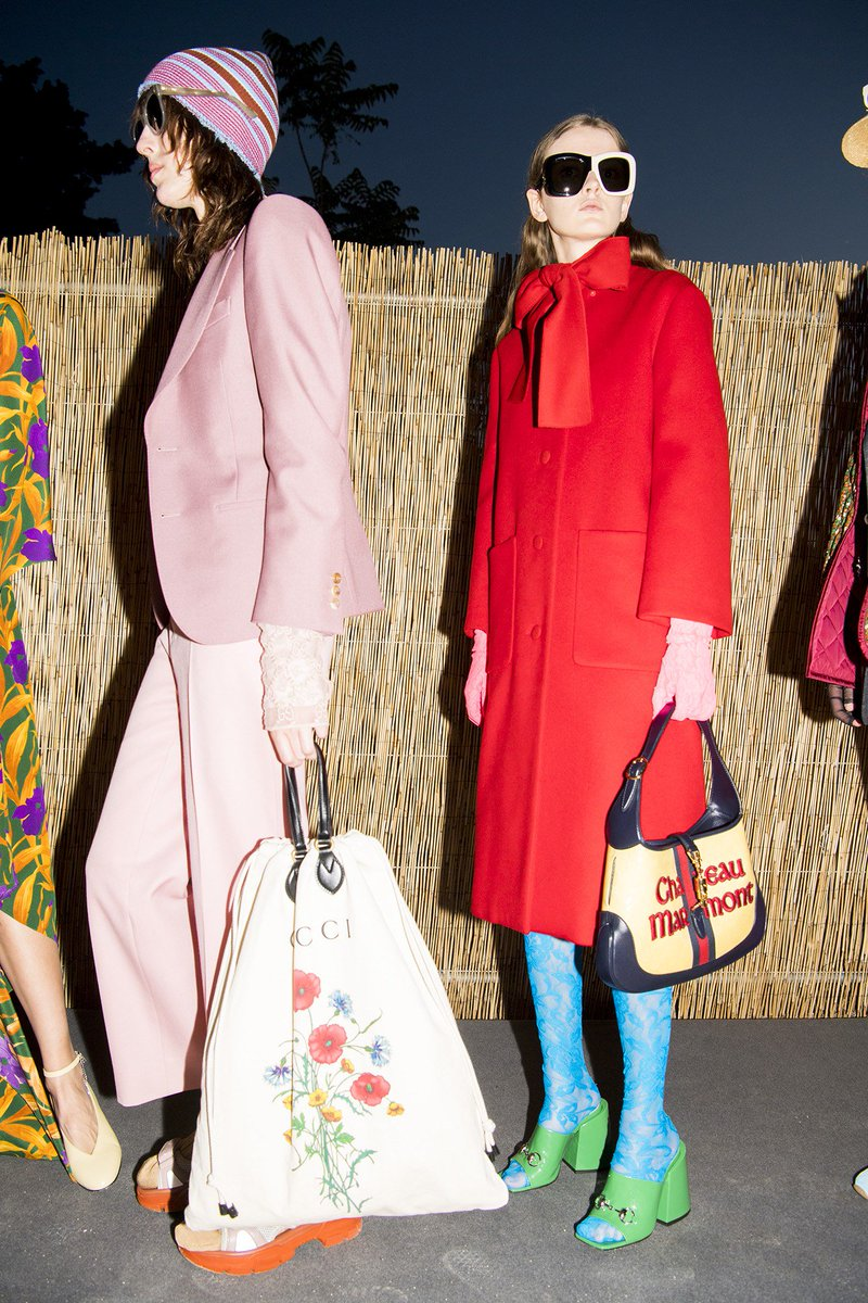 d7ef619d6e2 Inside the  gucci cruise 2019 show  - scoopnest.com