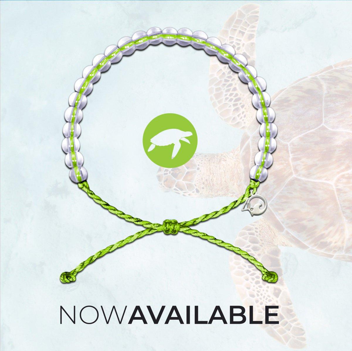 4ocean On Twitter Our June Limitededition Sea Turtle Bracelet Is
