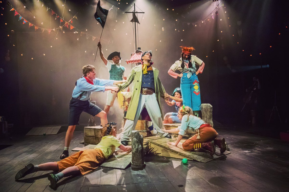 Swallows & Amazons Theatre