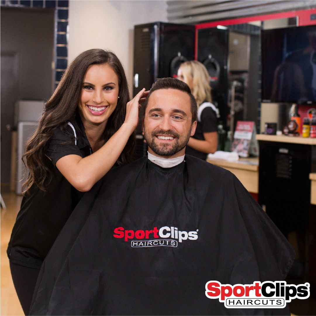 Sport Clips Haircuts On Twitter Feel And Look Like An All
