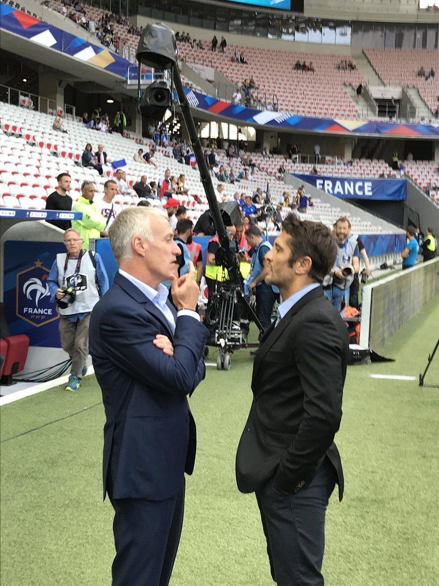 ¿Cuánto mide Didier Deschamps? - Real height Den6JoFXUAEe_Fn