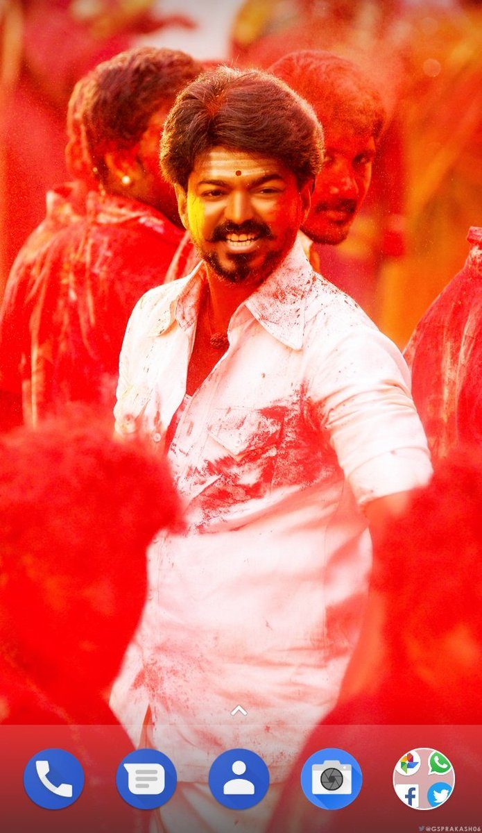 Sp Vfc 06 On Twitter Thalapathy Vijay Mersal Mobile