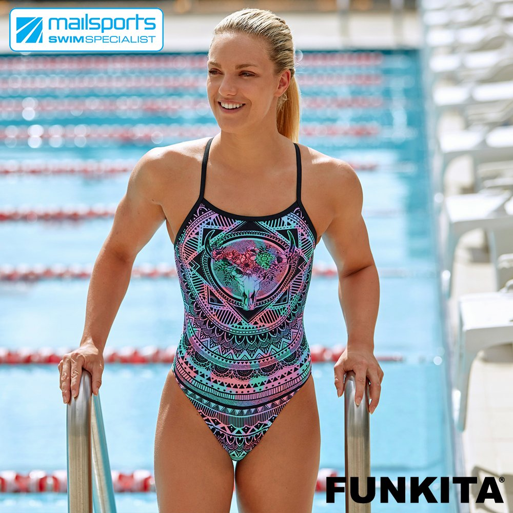 b9c6647ac7 #funkita athlete @elliefaulkner is wearing the gorgeous Crown Princess  Single Strap One Piece. Congratulations to @NatG1002 you've won new ...