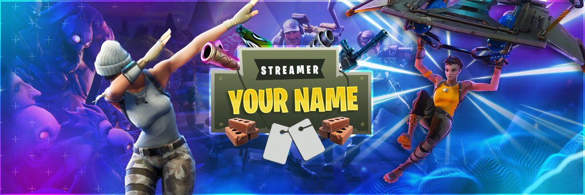 Support Streamers on Twitter:
