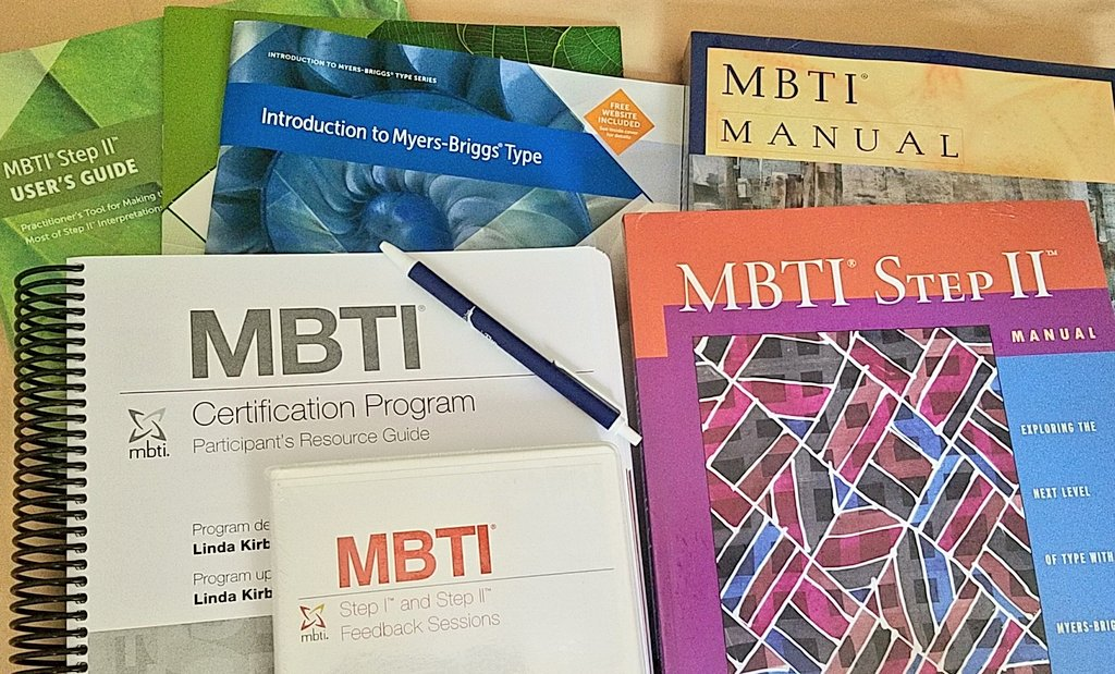 Ashley S Freeman Mba On Twitter Prepping For My Mbti