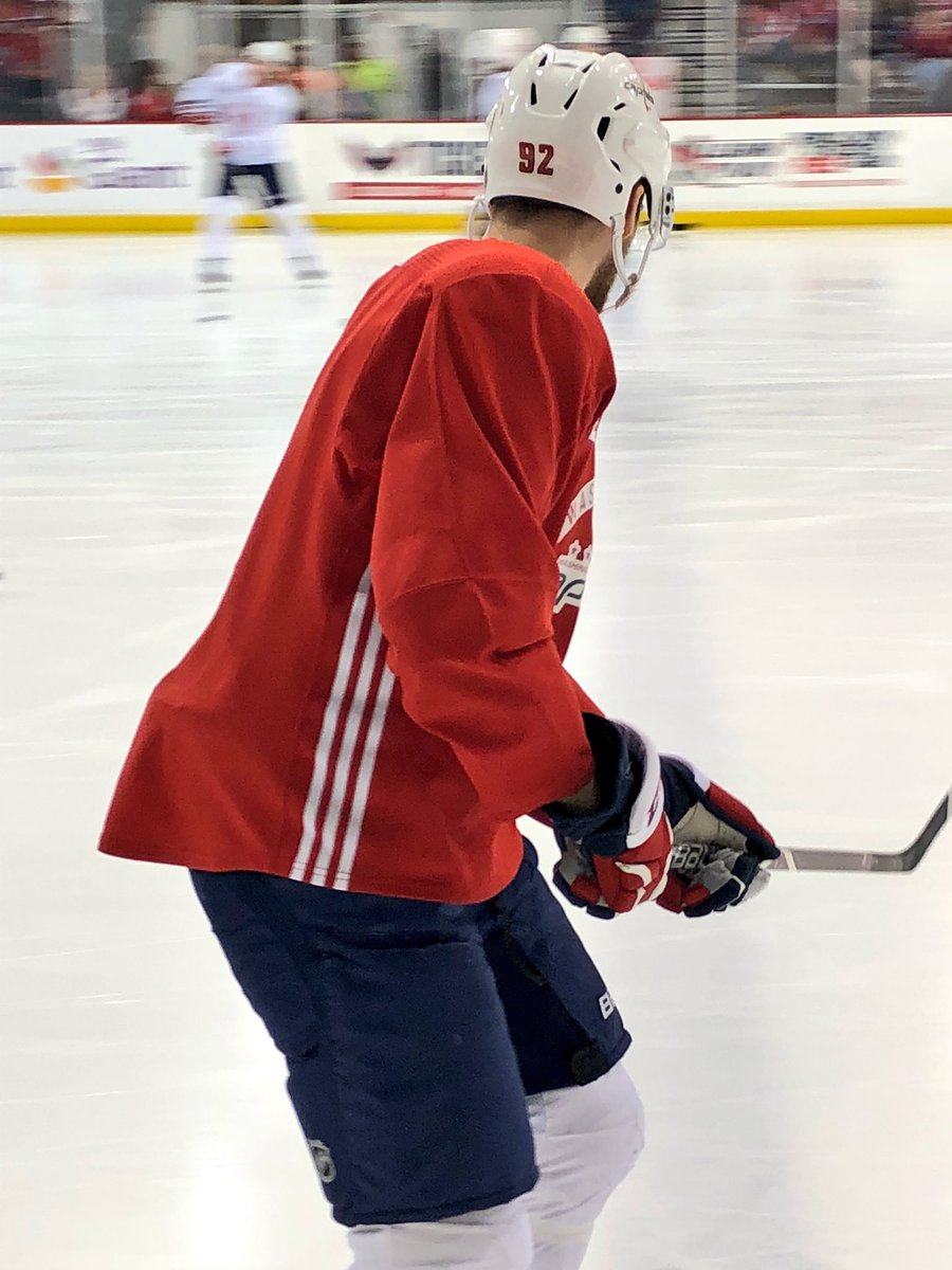 985508031c3 Great to see  92 back on the ice for practice.  ALLCAPS ·  StanleyCuppic. twitter.com 6XdSz1ONmE