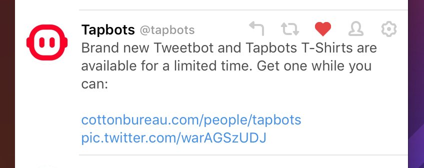 Tweetbot by Tapbots on Twitter: