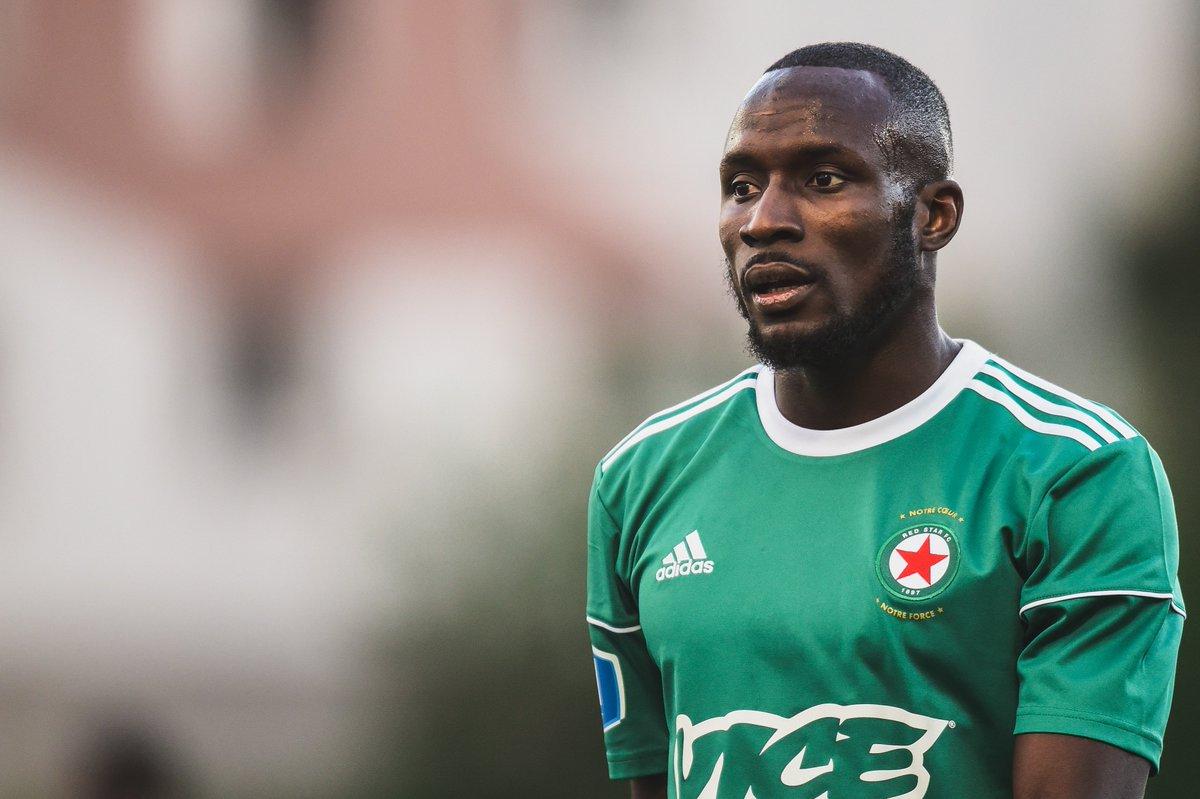 """Red Star FC ✪ on Twitter: """"Merci Abdoulaye Sané pour ces deux années passées avec nous 👏🏻 bonne chance pour la suite de ta carrière ! #Mercato… """""""