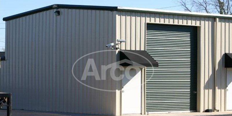 ... Arcou0027s Pre Engineered Storage Buildings Offer A Variety Of Unique  Designs! You Can Utilize Our Steel Building Kits For Basic Mini Storage  Units, ...