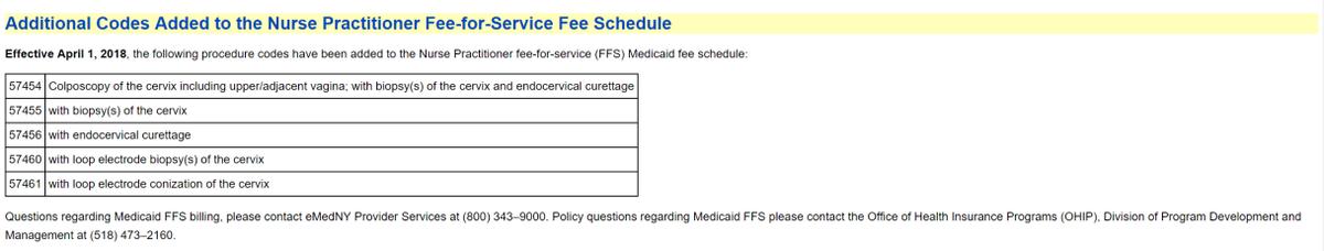 Ny Insurance Codes >> Ny State Nurse Practitioners On Twitter Newyorkstate Medicaid