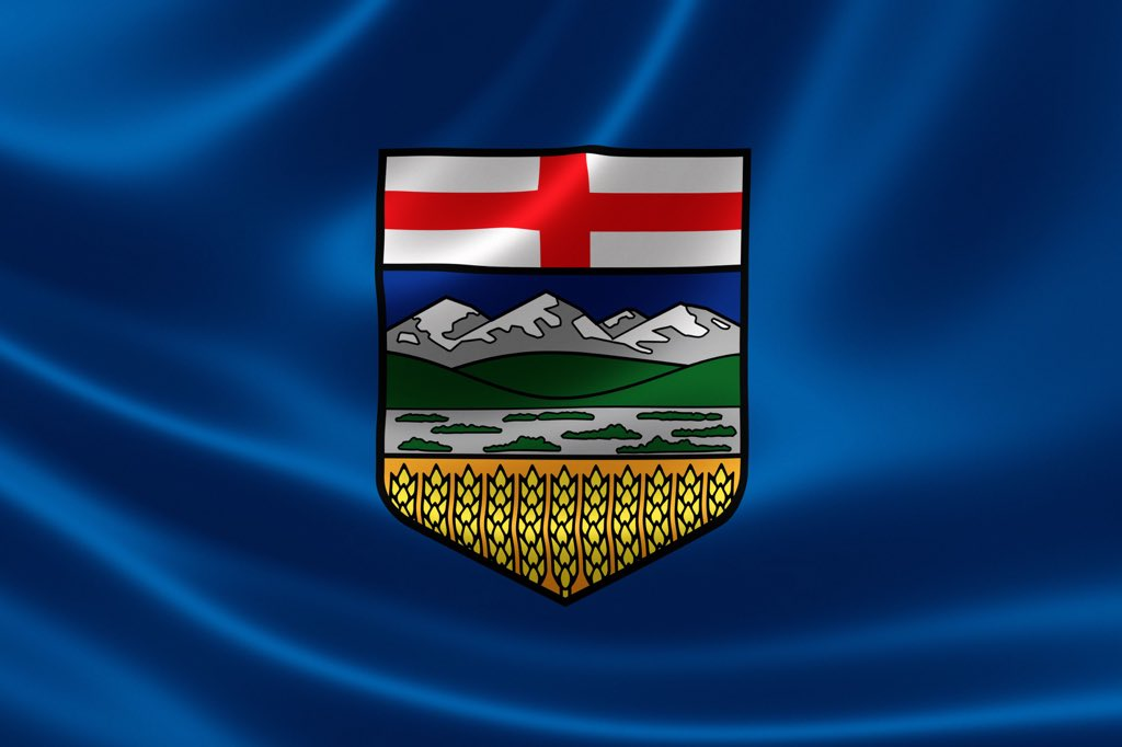 jason kenney on twitter the flag of alberta was adopted fifty