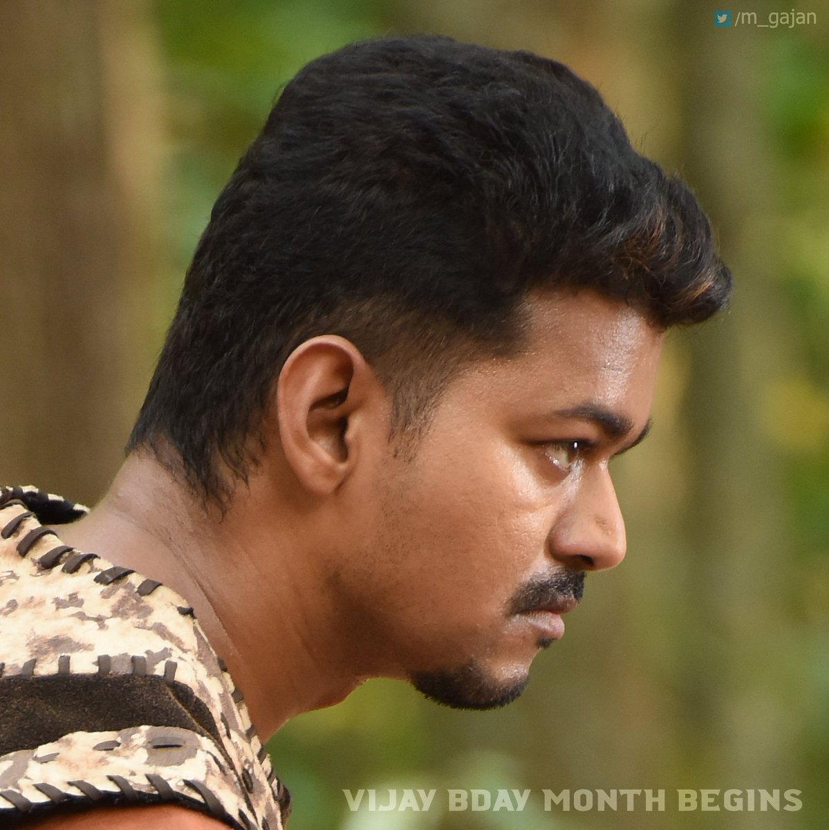 Actor Vijay On Twitter Puli Unseen Hd Still Vijay Bday Month