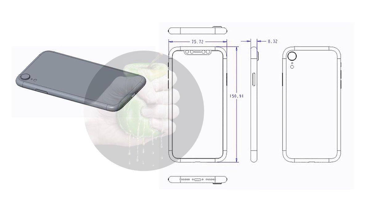 Comparisons Dimensions On Behalf Of Wylsacom Wylsa Eksklyuziv Rendery Iphone X Plus 9 I Pictwitter 80V8Ds4ygF