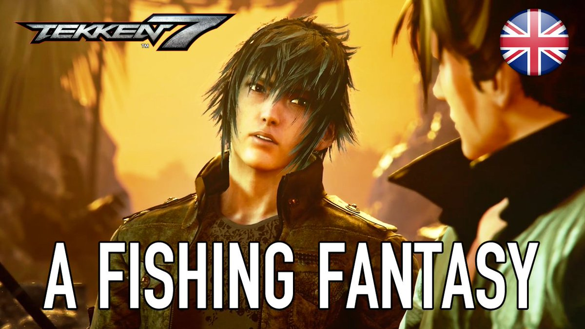 In this final behind the scenes video, who fishes better between Noctis and Lars?! Watch Tabata-san from Square Enix and Harada-san from Bandai Namco Entertainment discuss! @FFXVEN