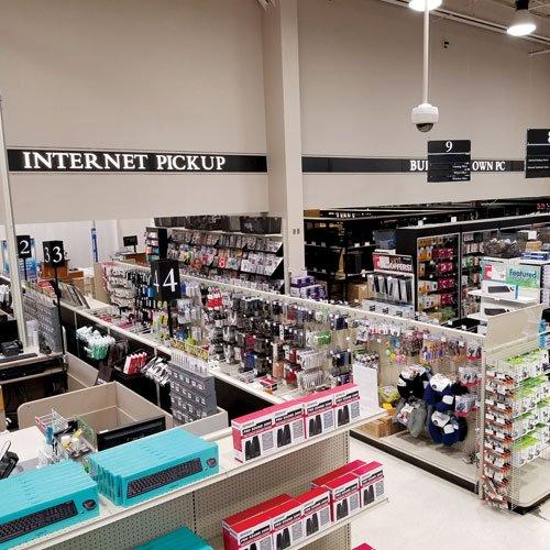 Micro Center Picture